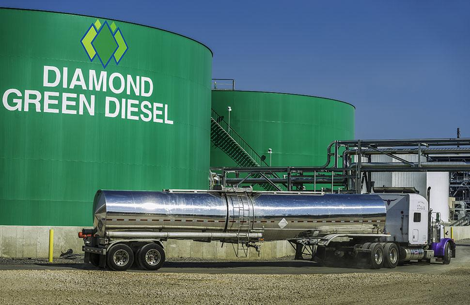 Diamond Green Diesel Refinery